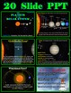 FREEBIE - The Planets of The Solar System (Lesson, Powerpo