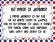 The Pledge of Allegiance Classroom Poster {FREE}