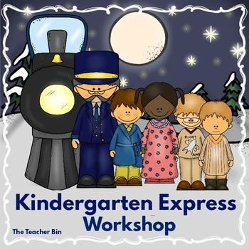 Kindergarten - Special Education - Book- The  Polar Express