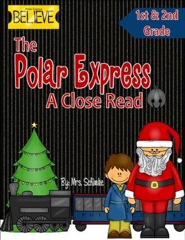 Polar Express Close Reading and Book Companion