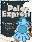 The Polar Express Common Core Project Pack