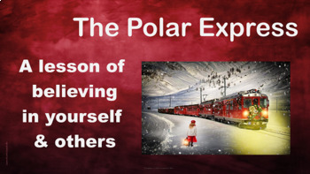 """The Polar Express"" Guidance Lesson in Believing Motivatio"