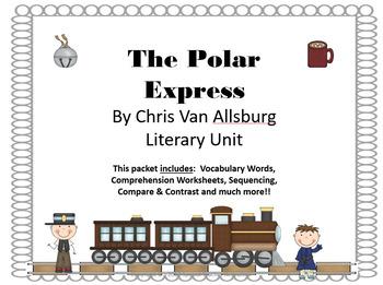 The Polar Express Literary Unit