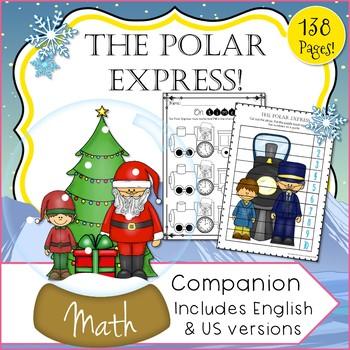 Polar Express Math Companion