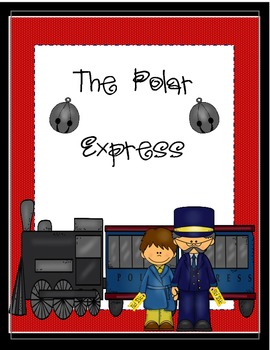The Polar Express Motivating and Comprehensive Novel Unit