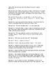 The Polar Express Reader's Theater Script