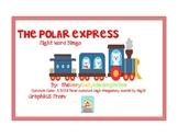 The Polar Express Sight Word Bingo Game