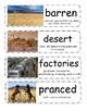 The Polar Express Vocabulary Cards