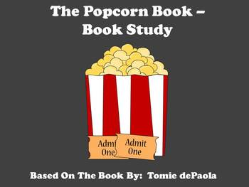 The Popcorn Book - Book Study