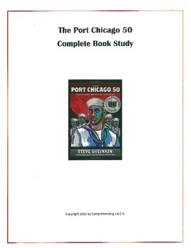 The Port Chicago 50 complete Book Study