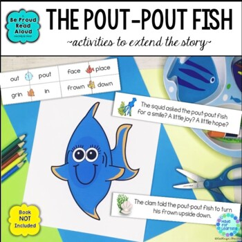 Activites with The Pout-Pout Fish: Retelling, Rhyming and