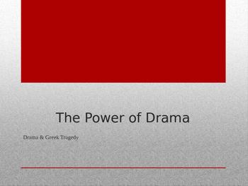 The Power of Drama Presentation