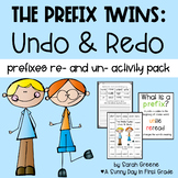 The Prefix Twins: Undo & Redo {prefixes un- & re-}