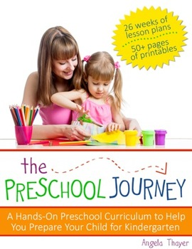The Preschool Journey Ebook