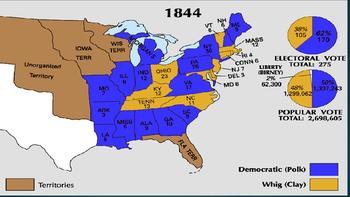 The Presidency of James Polk