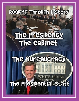 The Presidential Cabinet, Bureaucracy, and the Presidential Staff