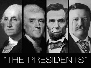 The Presidents Song (Video)