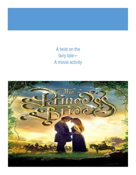 The Princess Guide Movie Activity