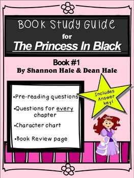 The Princess In Black - Study Guide