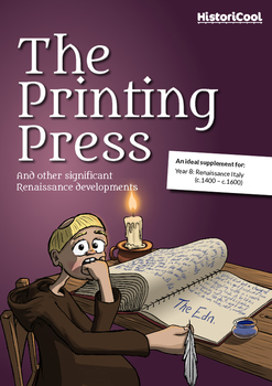 The Printing Press & Renaissance Inventions Resource Bundle