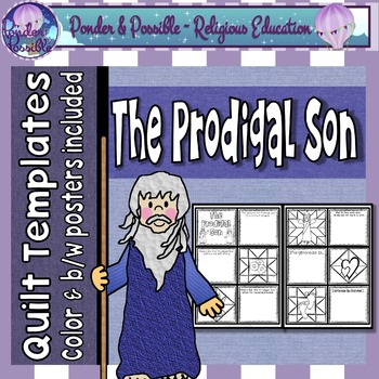 Parable of The Prodigal Son Quilt ~ also The Forgiving Fat