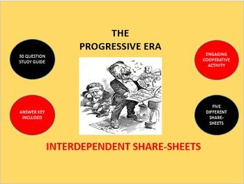 The Progressive Era: Interdependent Share-Sheets Activity