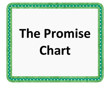 The Promise Chart