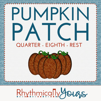 The Pumpkin Patch - an interactive rhythm game