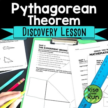 Pythagorean Theorem: Discovery Learning