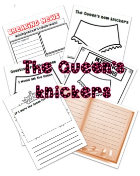 The Queen's Knickers Pack