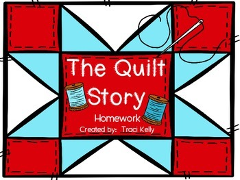 The Quilt Story Homework - Scott Foresman 2nd Grade