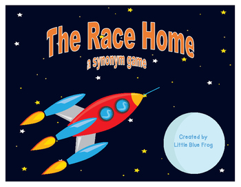 The Race Home--synonyms