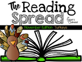 The Reading Spread {November Edition: Turkeys}