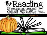 The Reading Spread {October Edition: Pumpkins}