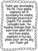 The Reading Strategies Book Graphic Organizers- Freebie