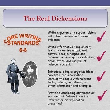 'The Real Dickensians' - Organizing Non-Fiction Writing