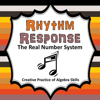 The Real Number System Rhythm Response