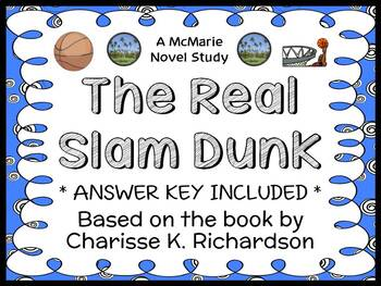 The Real Slam Dunk (Charisse K. Richardson) Novel Study /