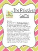The Relatives Came by Cynthia Rylant Student Response Booklet