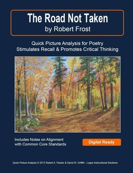 """""""The Road Not Taken"""" by Robert Frost: Quick Picture Analysis"""