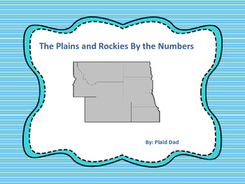 The Rockies and Plains By the Numbers