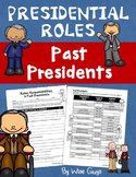 FREE U.S. President Roles and Past Presidents #weholdthesetruths