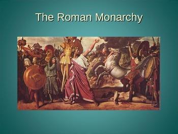 The Roman Monarchy
