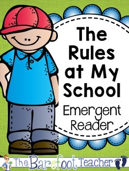 Back to School Activities - The Rules at My School Emergen