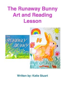 The Runaway Bunny Art and Reading Lesson
