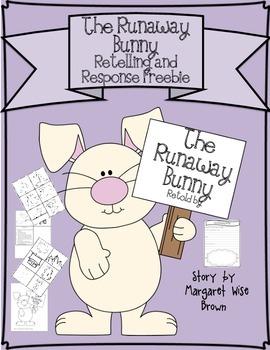 Freebie Reading Response: The Runaway Bunny
