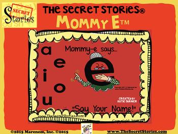 SECRET STORIES® Mommy E™ Phonics Secret!