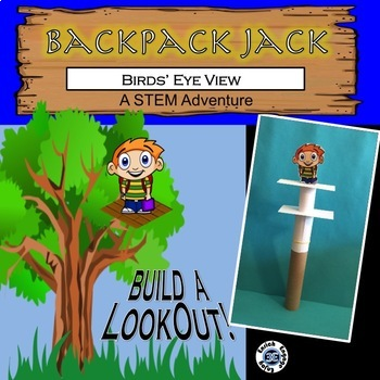 The STEM Adventures of Backpack Jack -- Bird's Eye View