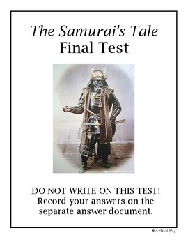 The Samurai's Tale Final Test/Assessment