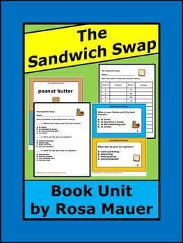 The Sandwich Swap Friendship Unit